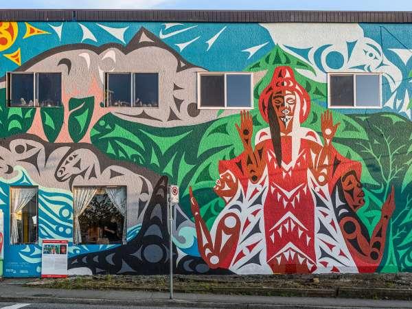 Mural Mount Pleasant