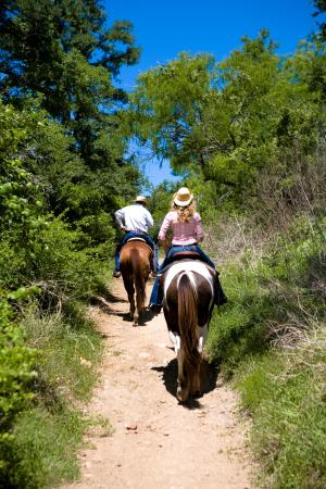 Horseback Riding at Hyatt