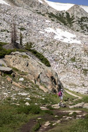 Hiking Trails in the Snowy Range