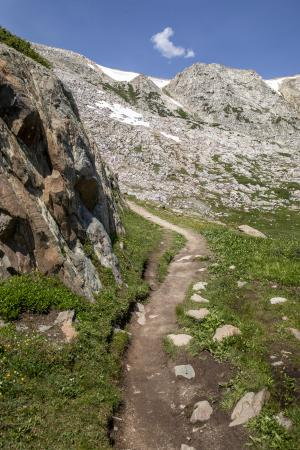 Stick to Trails Recreate Responsibly
