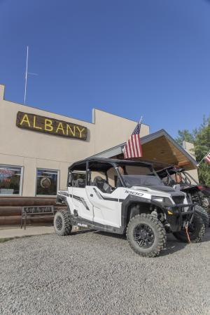 Albany Lodge Rental ATV