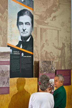 Freedom's Frontier National Heritage Area Exhibit
