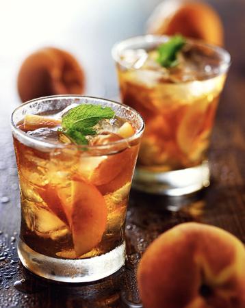 Bourbon Peach