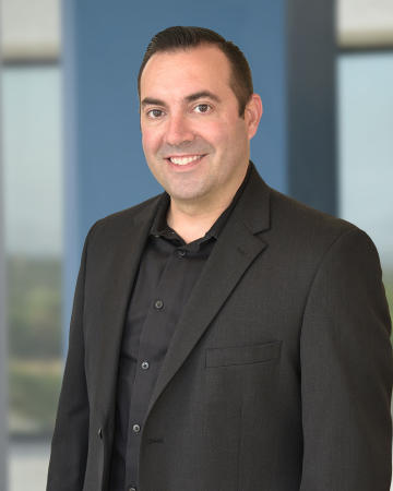 Nicholas Kabetso, Director of Food & Beverage at The Westin Anaheim Resort
