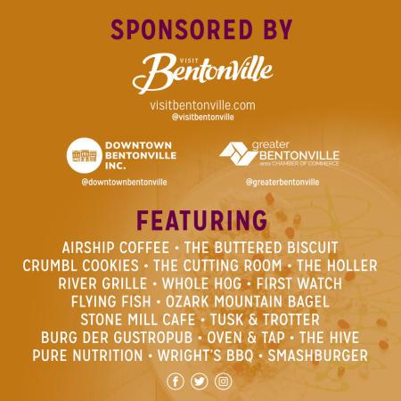 Bentonville Restaurant Week 2020