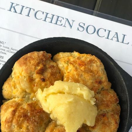 Kitchen Social Biscuits