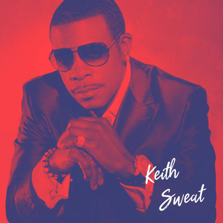 Keith Sweat headlines the 2021 Indiana Black Expo Summer Celebration Free Concert at Lucas Oil Raceway in Brownsburg. (Photo courtesy of Indiana Black Expo, Inc. Facebook page)