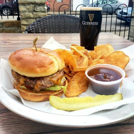 O'Bryon burger