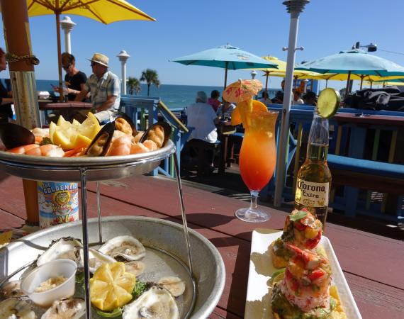Restaurants Places To Eat In Flagler Beach The Palm Coast