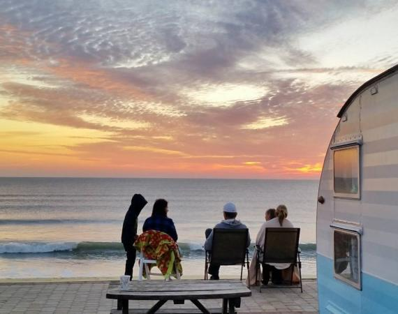 Oceanfront RV Parks & Campgrounds in Flagler Beach & Palm Coast