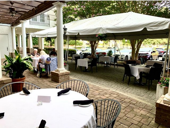 Il Palio Outdoor Dining