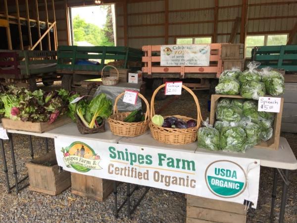 Snipes Farm