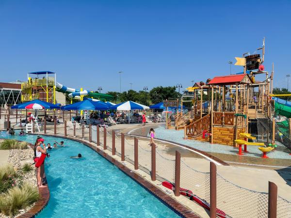 Frisco Water Park