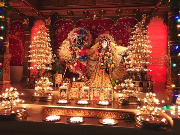 ISKCON Diwali