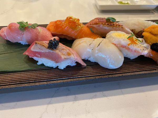 Sushi From Edoko Omakase In Irving, TX
