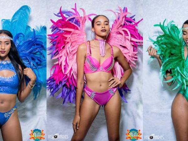 Ocho Rios Carnival Costumes 2018