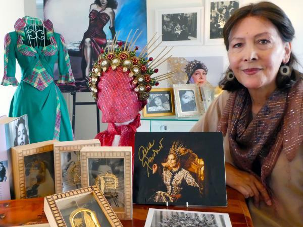 Khan's Ava Gardner Collection