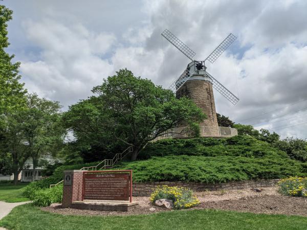Dutch Windmill Wamego