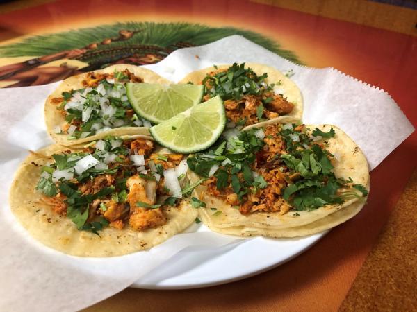 Taqueria 7 Lenguas - Chicken Tacos