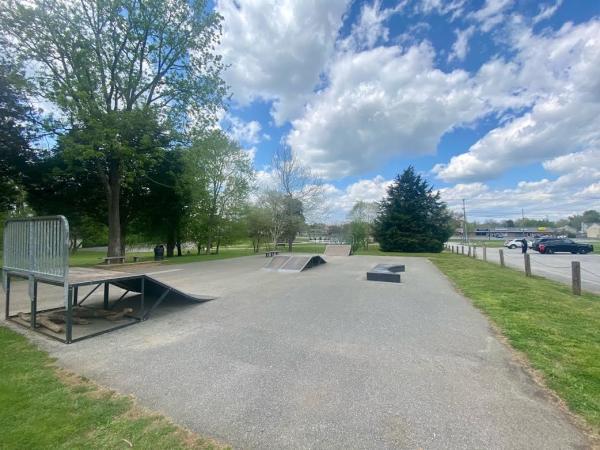 Powell Station Skatepark