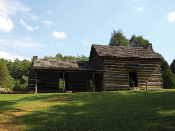 Marble Springs State Historic Site
