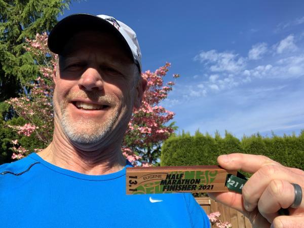 Andy Vobora Marathon