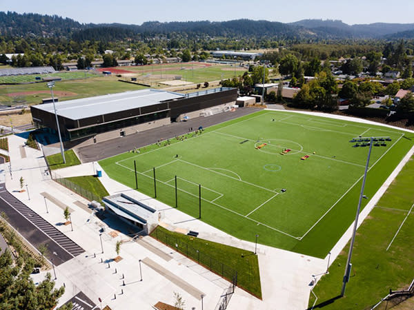 Civic Park Turf Field