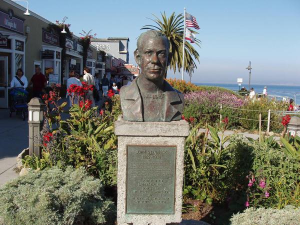 John Steinbeck Monument
