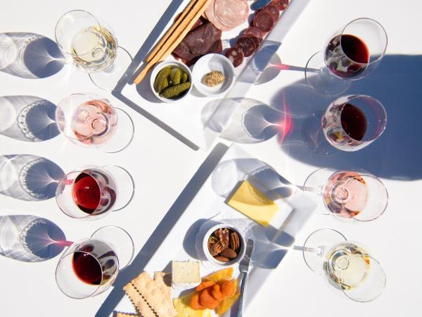 Wine Tasting with Snacks