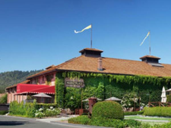 Shopping in the Napa Valley