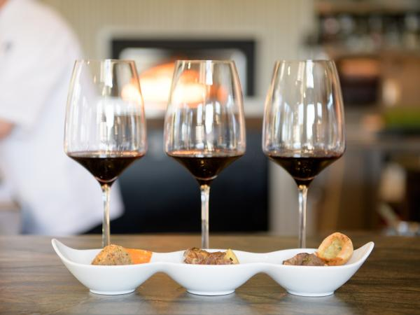 Napa Valley Food & Wine Pairing