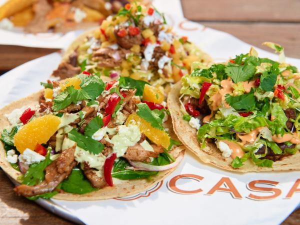 Best Tacos in Napa Valley – C Casa at Oxbow Public Market