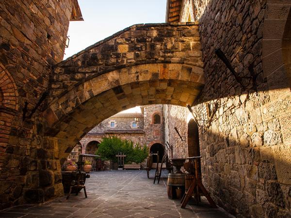Castello di Amorosa – Calistoga, Napa Valley