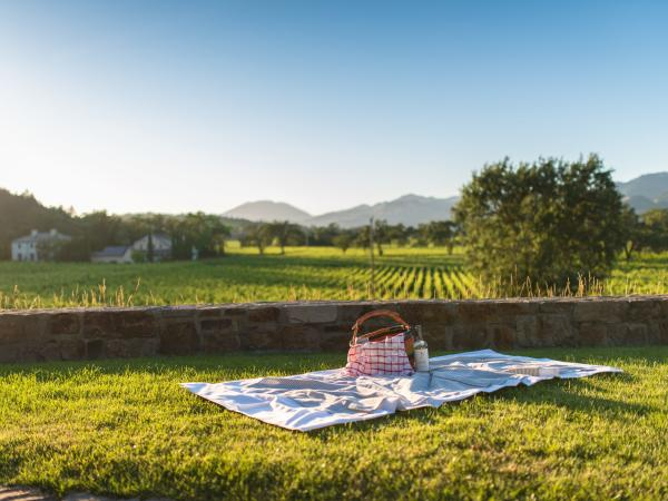 Where to picnic in Napa Valley