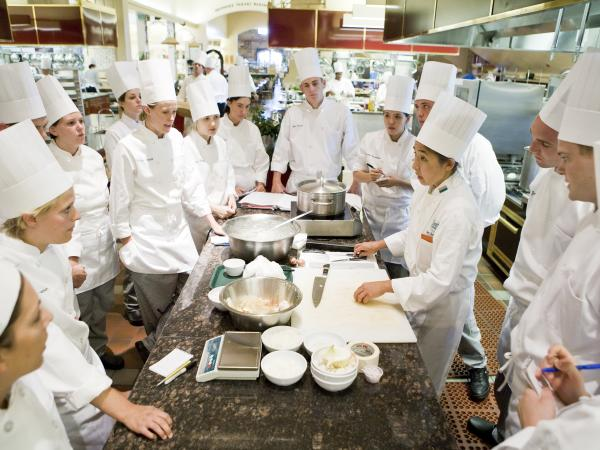 CIA Cooking Class