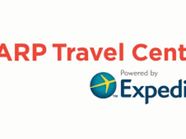 AARP Travel Center Logo