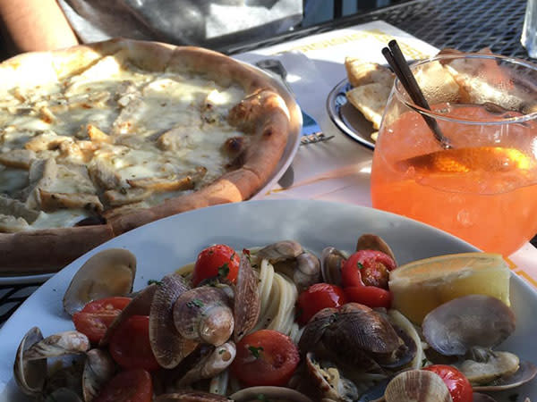 Happy Hour at Via Marina Ristorante in Des Moines WA