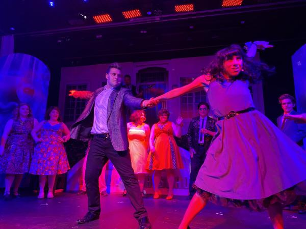 Grease at Cutting Edge Theater in Slidell