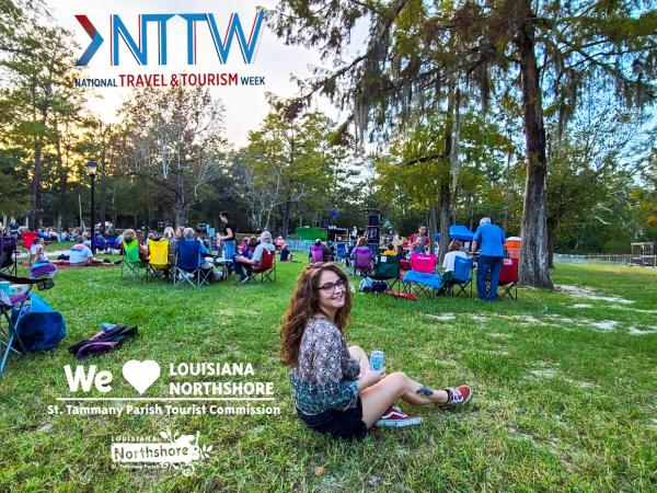 We Love St. Tammany Parish's many free outdoor concerts