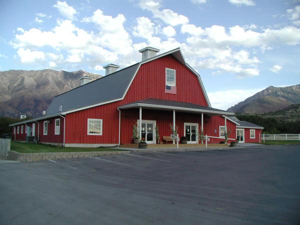Rowley's Red Barn Utah Valley