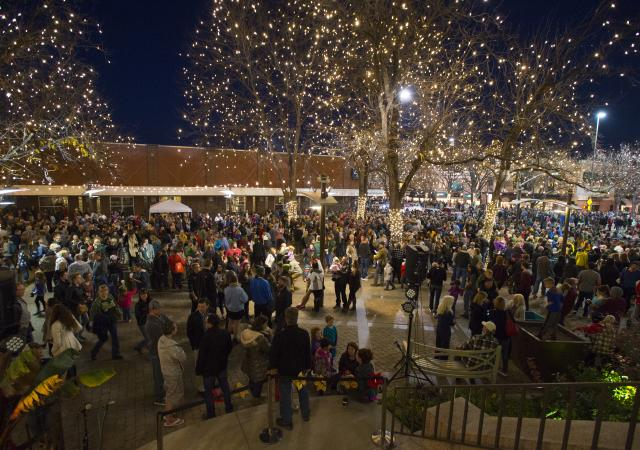 Best Holiday Light Displays in Fort Collins