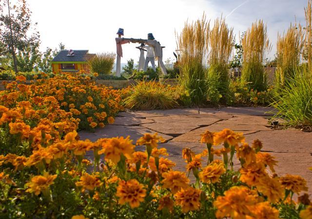 Gardens on Spring Creek Fall