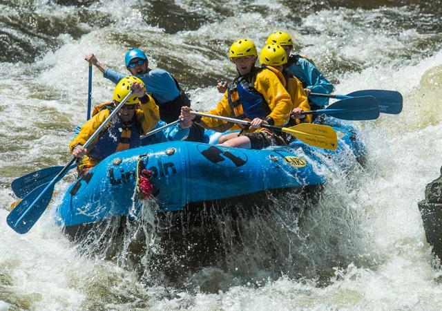 First Timer's Guide to Whitewater Rafting in Fort Collins