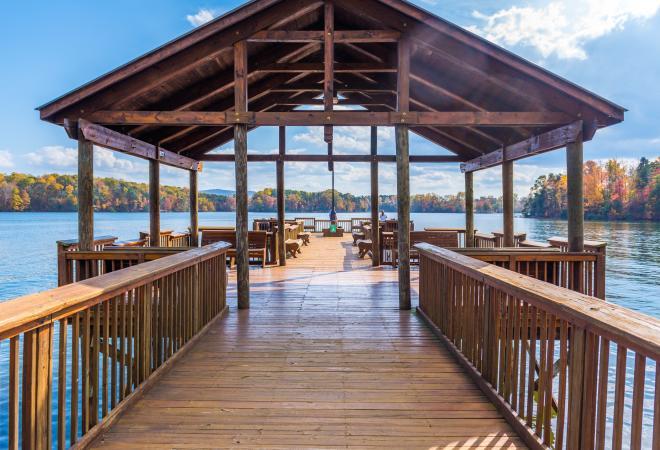 Smith Mountain Lake Community Park - Franklin County, Virginia