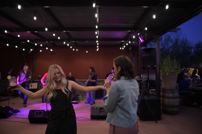 Jeptha Creed Live Music Dancing