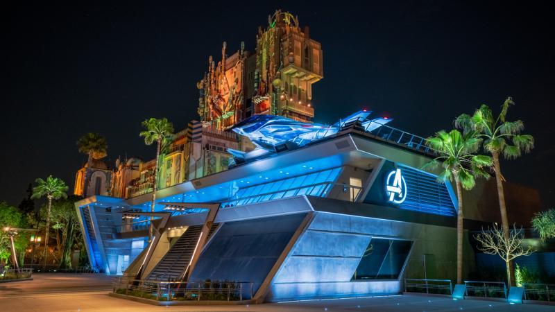 Avengers Headquarters