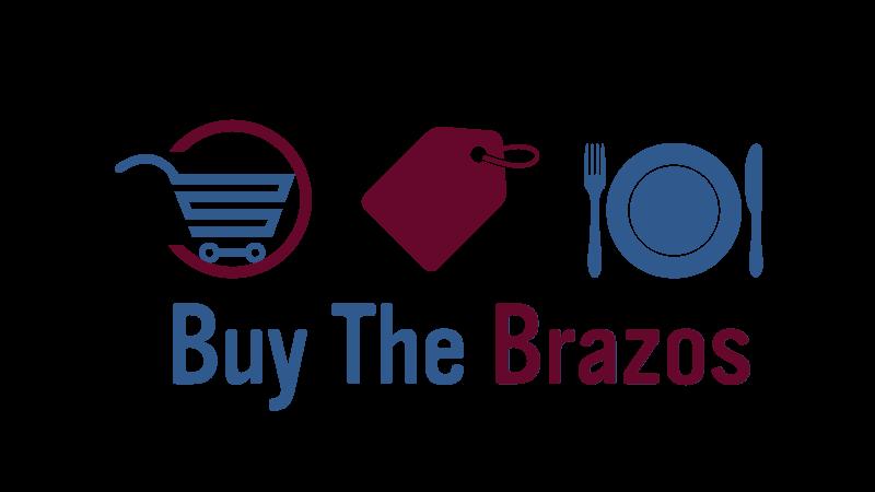 Buy The Brazos Logo