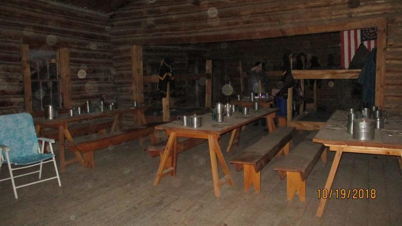 Fort Caspar Ghost Tours