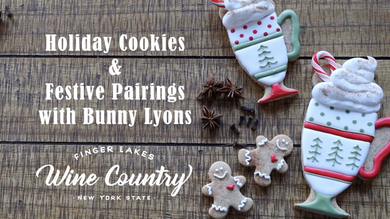 Festive Holiday Cookies with Bunny Lyons of Bunny Cakes