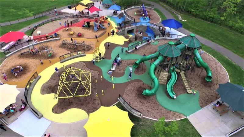 Elm Creek playground
